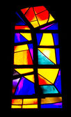 Stained-glass windows — Stock Photo