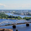 Panorama view of Riga — Stock Photo #8403768