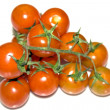 Fresh red cherry tomatoes — Stock Photo