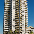 Modern buildings in Bat-Yam - Stock Photo