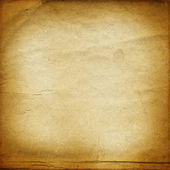 Grunge ancient used paper in scrapbooking style — Stock Photo
