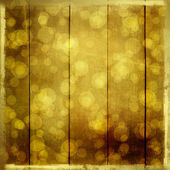 Grunge wooden vintage scratch background with blur boke. — Photo