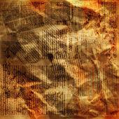 Astratto sfondo grunge con vecchio strappato manifesti — Foto Stock