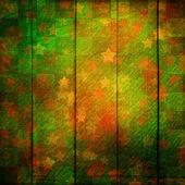 Grunge 木制复古划痕背景与模糊博克. — 图库照片