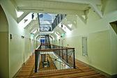 Prison hotel — Stock Photo