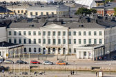 Finland Presidential palace — Stock Photo