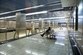 Metall modern interior — Fotografia Stock