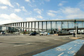 Copenhagen airport — Stock Photo
