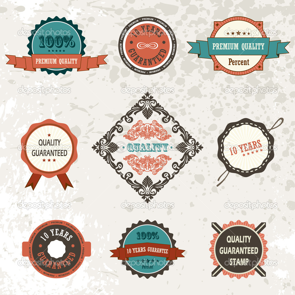 Vintage Ornate Vector Vector Vintage Ornate Decor
