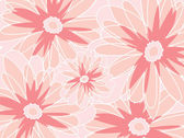 Abstract flower background — Stock vektor