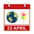 Royalty-Free Stock Vector Image: Earth Day Celebration