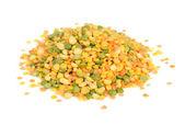 Lentils and Split Peas Mix — Stock Photo