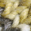 Стоковое фото: Knitted Background Texture