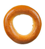 Ring-Shaped Bread Roll (Bagel) — Foto Stock