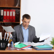 Office life - businessman — Stockfoto