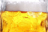 Cold beer — Stock Photo