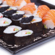 Fresh sushi — Stock Photo