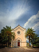Herceg Novi church — Stock Photo