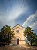 Herceg Novi church — Stock Photo