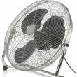Fan isolated - Stock Photo