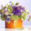 Beautiful bouquet of flowers — Stock Photo #8881135