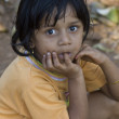 Indian child — Stock Photo #9548205