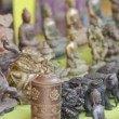 Indian tara statues - Stock Photo