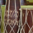 Djembe drum - Stock Photo