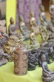 Estátuas de tara indiano — Fotografia Stock