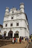 St. Catherine's Cathedral — Foto de Stock