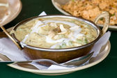 Vegetarian Kurma — Stock Photo