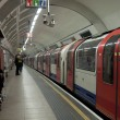 London, United Kingdom,St.Paul's London tube — Stock Photo