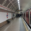 St. Paul's London tube — Stock Photo #9911789