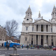 Saint Paul&amp;#039;s Church Yard - Stock Photo