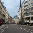 Shaftesbury Avenue, London - Stock Photo