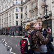 Near St. Paul's Cathedral - Stock Photo