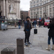 Near St. Paul&amp;#039;s Cathedral - Stock Photo