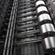 View Of The Lloyd's Building In London, England, United Kingdom — Стоковая фотография