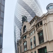Building in the City of London, United Kingdom — Stock Photo #9911858
