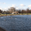 Hyde Park - Stock Photo
