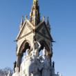 Royal Albert Memorial - Stock Photo