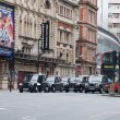Shaftesbury Avenue London, Greater London, United Kingdom -3 january 2012 — Stock Photo #9911899