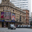 Shaftesbury theatre - Stock Photo