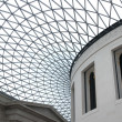 The British Museum interior — Stock Photo #9911915