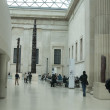 The British Museum Great Russel Street, London , United Kingdom — Stock Photo