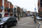 Uxbridge road, ealing common — Стоковое фото