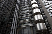View Of The Lloyd's Building In London, England, United Kingdom — Stock Photo