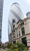 Building in the City of London, United Kingdom — Stock Photo