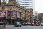 Shaftesbury theatre — Stock Photo