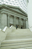 The British Museum Great Russel Street, London , United Kingdom — Foto de Stock